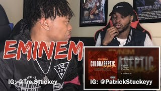 Eminem - Chloraseptic Ft. 2 Chainz (Remix) - REACTION