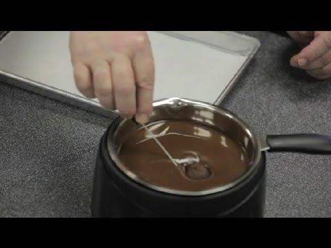 How to Dip Truffles : Chocolate Truffles & Ganache