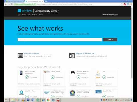 Check whether a hardware is compatible with windows 7 / Windows 8 or Windows 8.1 - Kundanstech