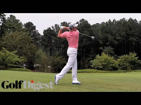 Justin Rose on How To Rip Your 3-Wood   Approach Shots   Golf Digest