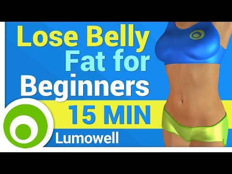 Exercises to Lose Belly Fat for Beginners