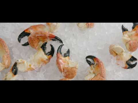 Florida Stone Crabs at Bonefish Grill