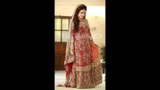 New latest bridal bridal Dulhan dresses