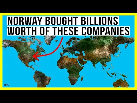 🇳🇴 Norway Bought Billions Worth of THESE Companies! I'll Show You Exactly Which Ones!