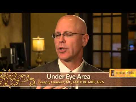 Improving the Under Eye Area with Dr. Gregory Laurence
