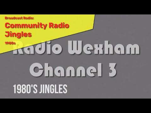 Radio Wey and Radio Wexham Jingles 80s