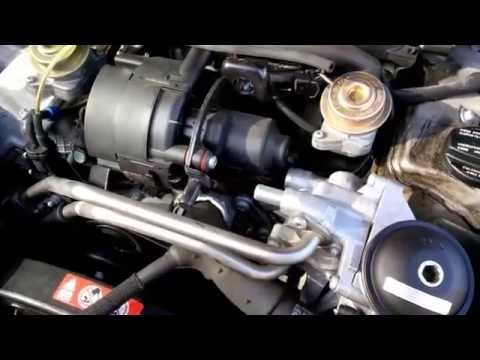 Mercedes Secondary Air Pump and Relay Replacement - P0410 Error Code Fix