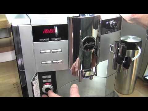 Crew Review: Jura Impressa S9 One-Touch