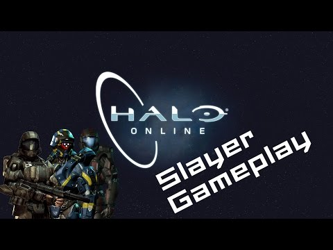 Halo Online: Slayer (PC Gameplay)