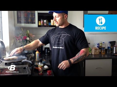 Quick & Easy Open Face Tuna Melt | Healthy Recipes