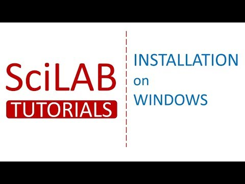 How to install SCILAB on Windows Operating System