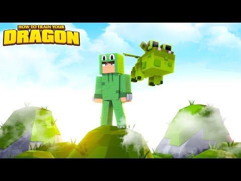 THE EMERALD DRAGONS! HOW TO TRAIN YOUR DRAGON #65 w/ Little Lizard