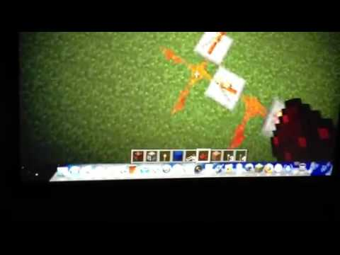 Light up the night in minecraft (much bigger than with just