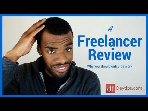Freelancer.com review & Hiring a virtual online assistant