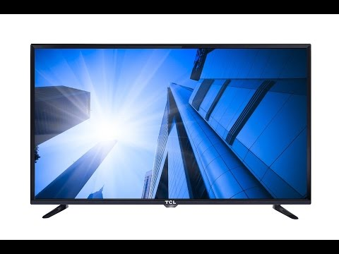 TCL 32D2700 32-Inch 720p LED TV (2015 Model)