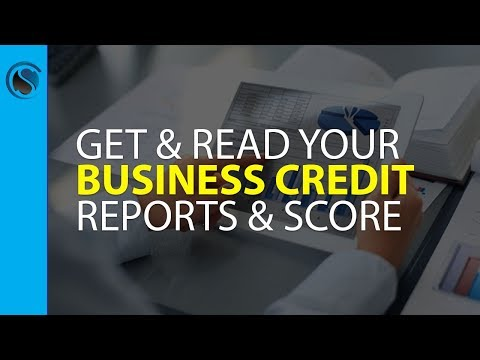 Periscope...How to Get and Read Your FREE Business Credit Reports and Score