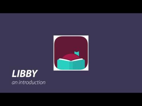 Introduction to Libby by Overdrive