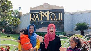 Kochi To Manali On Road Trip   Day - 3   Hyderabad Ramoji Film City   Part - 1   Basheer Bashi
