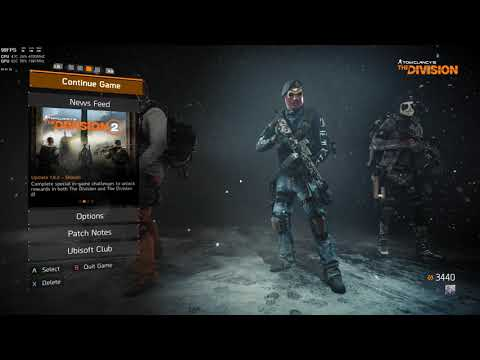 Tom Clancy's The Division ...all agents in same level...
