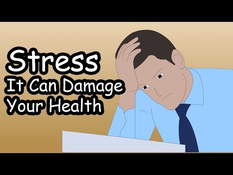 Stress - What is Stress - Why Is Stress Bad - What Causes Stress - How Stress Works