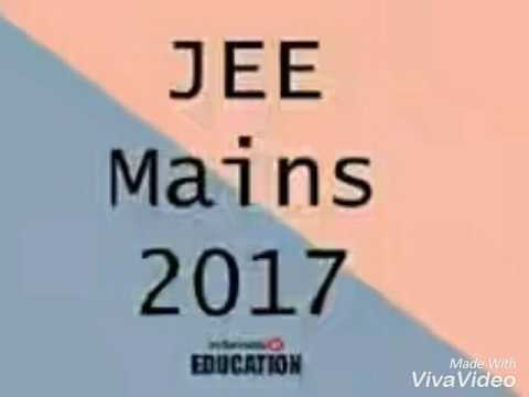 Prediction of nit college on Jee main