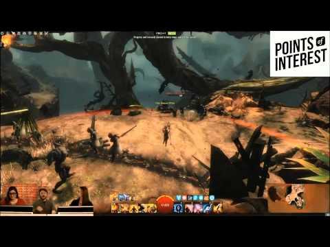 Guild Wars 2 - Heart of Thorns - Gameplay aus dem PoI #2