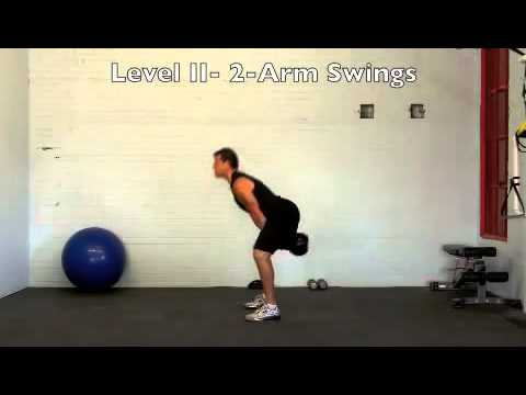 Exercise of the Week   Kettlebell Shuffle Swings Variation to Burn Fat and Build Metabolism