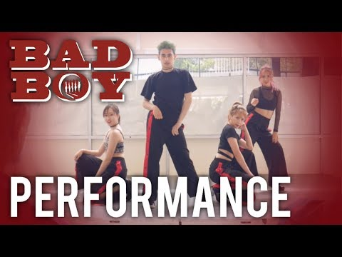 Red Velvet 레드벨벳 'Bad Boy' | Bakersfield College Performance