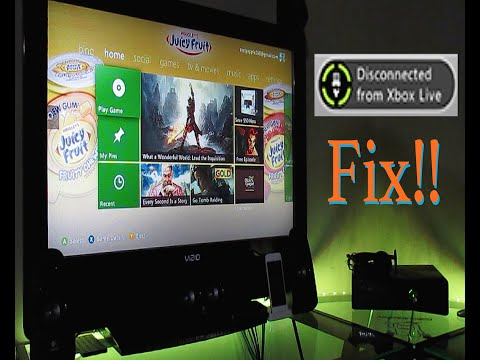 HOW TO FIX (Disconnected From Xbox Live After Starting A Game) [Real Fix] *NEW* 2014
