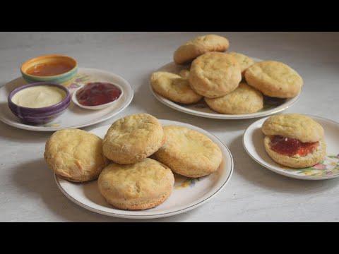 Easy Flaky Vegan Biscuits - Episode 107 - Reveena's Kitchen