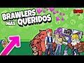 TOP 5 BRAWLERS MAS *QUERIDOS* POR LA COMUNIDAD [BRAWL STARS]