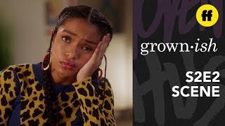 grown-ish Season 2, Episode 2 | Zuca Might Not Be #RelationshipGoals | Freeform