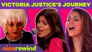 Victoria Justice's Nick Journey! 🎤 | NickRewind