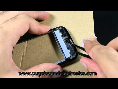 How to replace/fix broken At&t Huawei Fusion 2 U8665 Digitizer