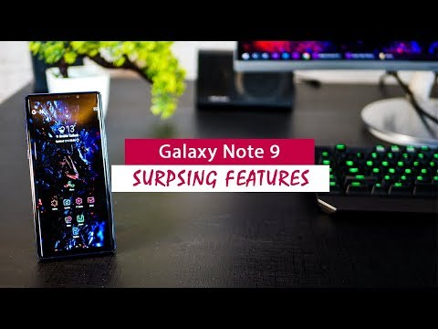 7 Things Galaxy Note 9 Users Don't Know