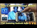 How To Set Dish Through Mobile on Mediastar Z2 II Best Android Apps II GM Screen II Air Sync Z II