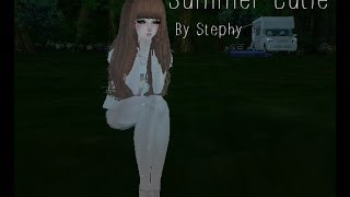 IMVU Create-An-Avatar: Summer Cutie