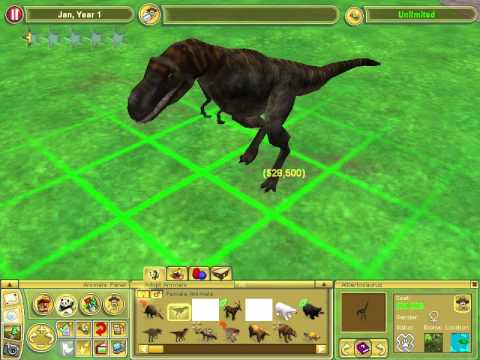 Zoo Tycoon 2 Ultimate Collection: Dinossauro Zoo 'Parte 1