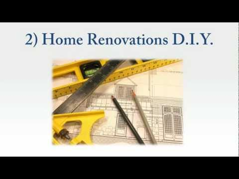 Which Home Renovations provide best return on investment?