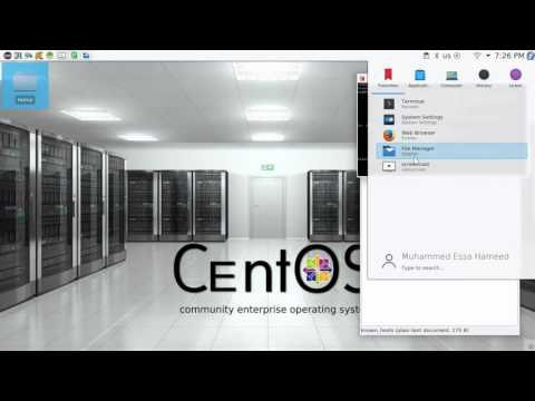 17  CentOS 7 SSH Secure Shell