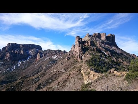 Big Bend National Park - Lost Mine Trail