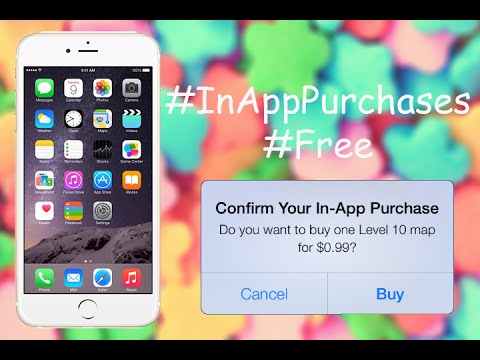 Get in App Purchases FREE ios 8.3-8.4