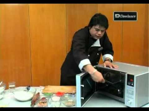 Microwave Oven Pizza Expert Chef Gulzar Demo