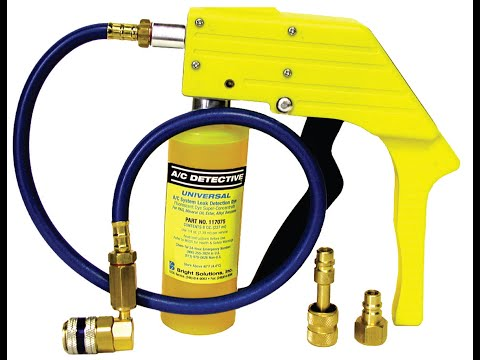How to use AC Leak Detector - ITC