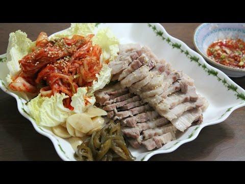 Boiled Pork :: 수육