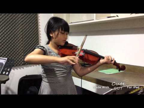 Violin Basic Quarter note. น้องเติมเต็ม