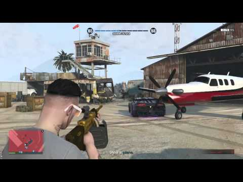GTA 5  - Mission with friends