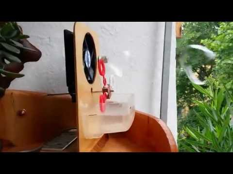 DIY Soap Bubble Machine - Seifenblasenmaschine