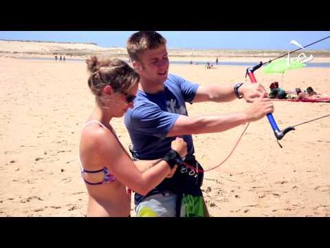 HQ Powerkites Rush V Trainer Kite