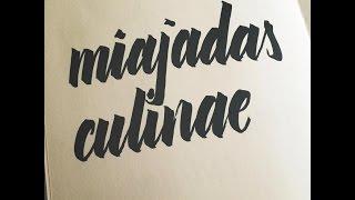 Tráiler Canal Miajadas Culinae